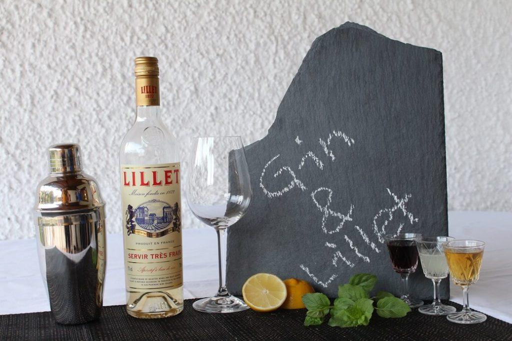 Gin Tonic and Lillet - Die ideale Erfrischung zum Entspannen